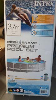 Intex Frame Pool Set 3