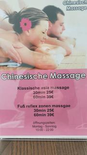 Neu china massage mettmann günstig