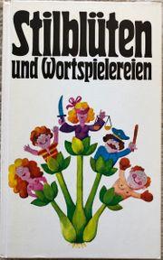 Stilblüten und Wortspielereien Ruhland 1972