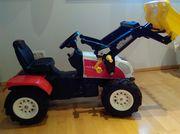 Tretttraktor