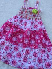 gesmoktes Kleid Sommerkleid 98 104