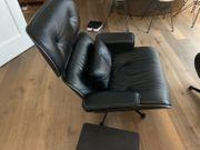 Vitra Eames Lounge Chair Designer
