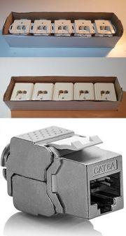Telegärtner Auf -Unterputz Netzwerkdosen Cat
