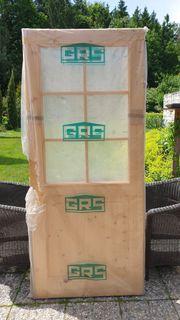 Zimmertüre Massivholz Fichte Originalverpackt ohne