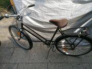 Altes Nostalgie MAXIM Damen Fahrrad
