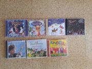 Kinderlieder CD s
