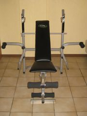 Body Coach Hantelbank Fitness Bank