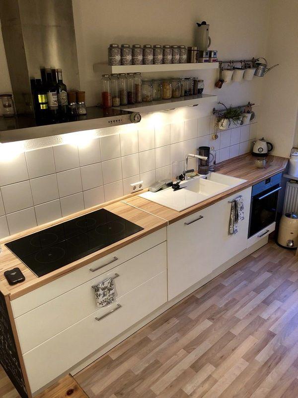 Atrium Küche Weiß Hochglanz Inklusive