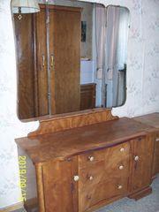 Alte Spiegelschrankkomode ca 20er bis