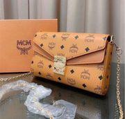 MCM Clutch Tasche