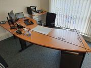 Schreibtisch Bürotisch Schreibtischkombination