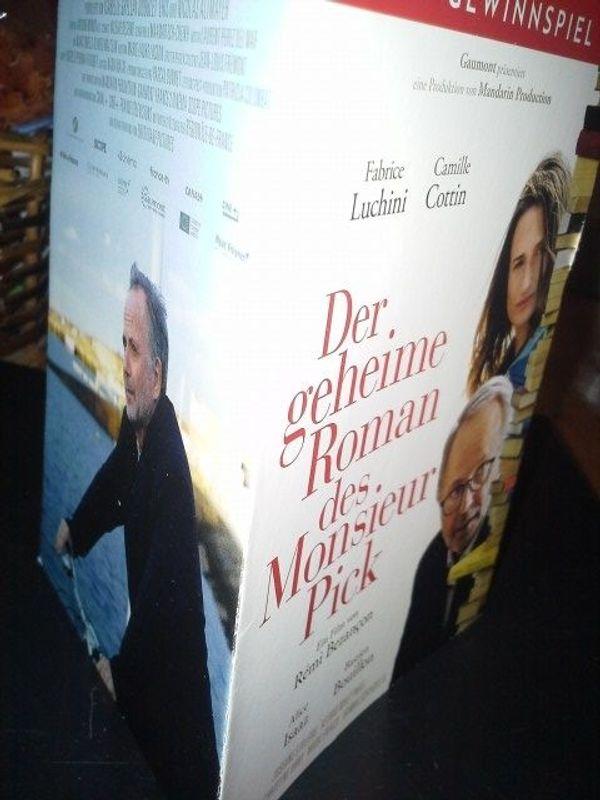 2019 Flyer Der geheime Roman