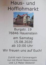 Haus- und Hofflohmarkt in 76846