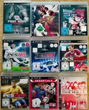 PLAYSTATION 3 PS3 SPIELE