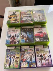Xbox 360 spiele 50 Stück