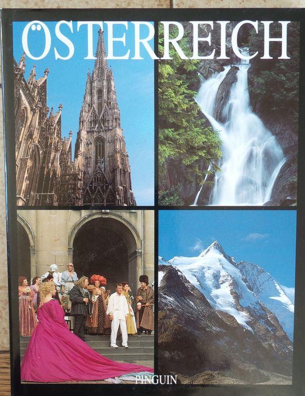 Österreich Landschaft Kunst und Kultur