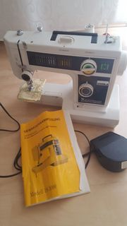 Nähmaschine CS - Electronics