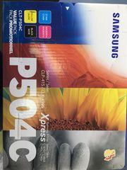 Samsung Druckertoner P504C