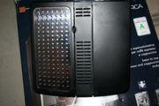 DeLonghi Gerätedeckel schwarz mit Heizplatte