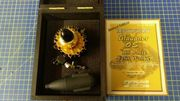 Graupner OS Wankel Motor Gold