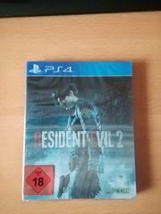 Resident Evil 2 PS4 Neu