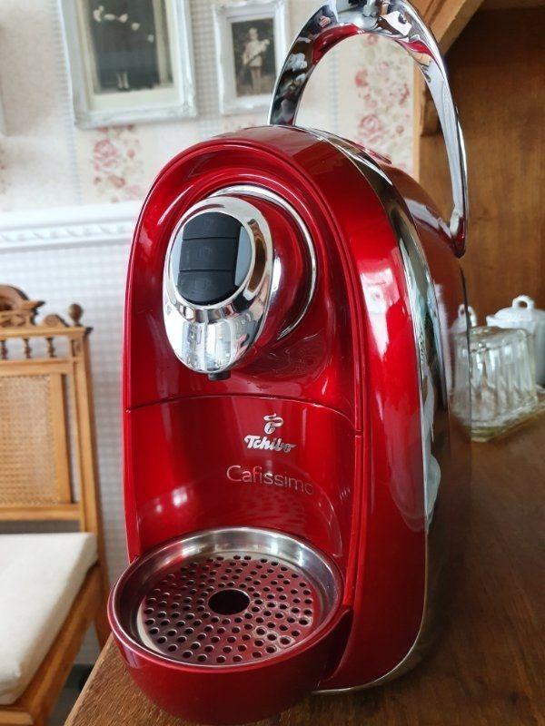 Wunderschöne Kaffeemaschine Tchibo Cafisimo