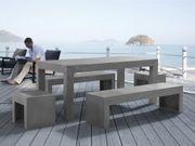 Gartenmöbel Set Beton 8-Sitzer TARANTO neu