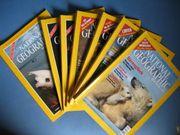 National Geographic Deutschland 2005-2007 Deutsch