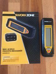 Bau- und Holzfeuchte-Messgerät