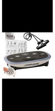 LifePlate Vibrationsplatte 4 0 Inklusive