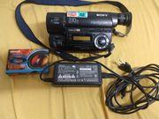sony handycam 330x