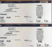 VoXXclub 2 x Konzertkarten Stuttgart