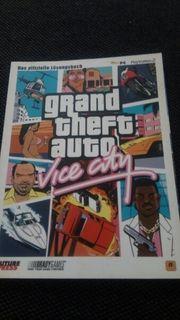 GTA Vice City Lösungsbuch