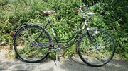Oldtimer Damen oder Herren-Fahrrad von