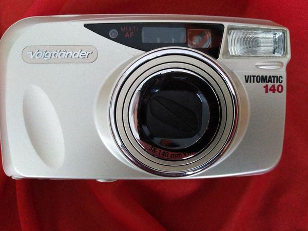 Kamera Vitomatic 140 von Voigtländer