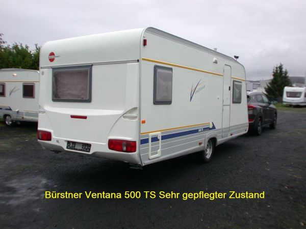 Bürstner Ventana 500 TS Sehr