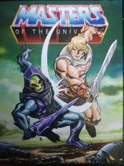 Motu Origin Comic He-Man Skeletor