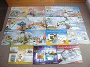 Briefmarkenkalender der Deutschen Post