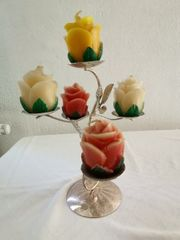 Kandelaber Kerzenständer Leuchter mit 5