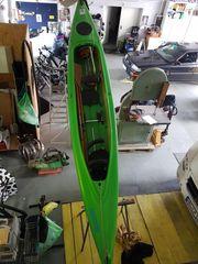Kanu Wanderboot 3 Sitzer Bavaria