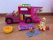 Polly Pocket Safari Truck