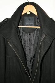 Herren-Winterjacke Wolle der Marke SELECTED