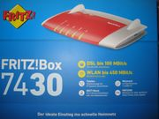 Fritz Box 7430 Router