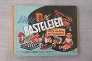 Bunte Basteleien - Kleine Geschenke aus
