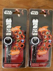 2x STAR WARS Armbanduhr noch
