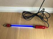 Neue UV-Handleuchte 8Watt 240 Volt