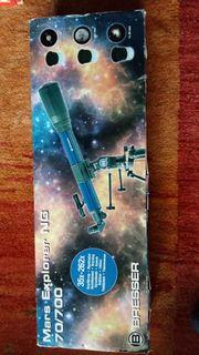 Bresser Teleskop Mars Explorer NG