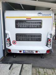Knaus Sport 500 FDK mit
