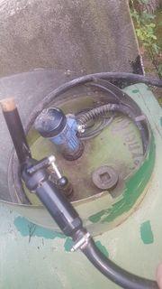 SALE 1000 liter Diesel und