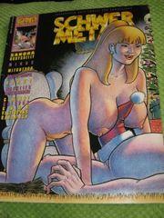 heavy metal magazine robi geier